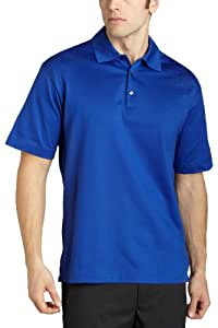 Nike TW Body-Mapping Statement Golf Polo Shirt, Old Royal, Large