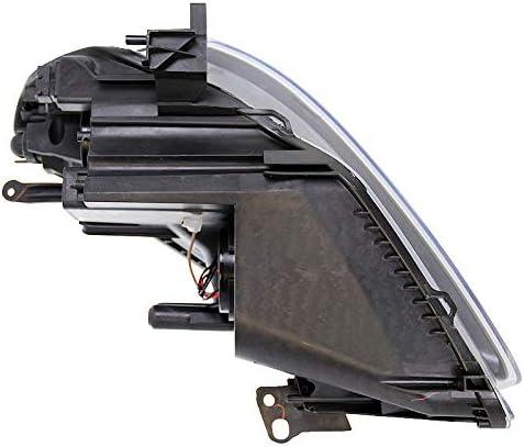 1x Scheinwerfer Hauptscheinwerfer H7//H1 rechts mit Stellmotor