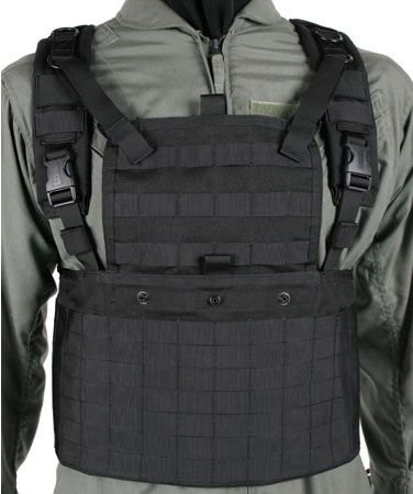 03942 - Strike Recon Chest Hrns Blk (Blackhawk Tactical Chest Harness compare prices)