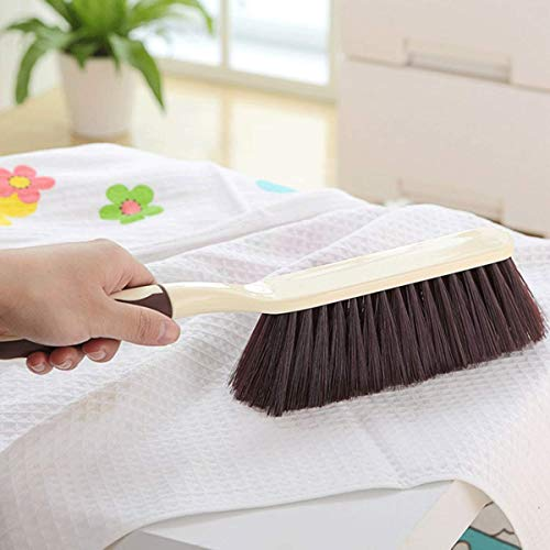 Counter Duster Bed Sheets Debris Cleaning Brush Soft Bristle Clothes Desk Sofa Duster Small Particles Hair Remover Duster Small Particles Hair Remover¡­