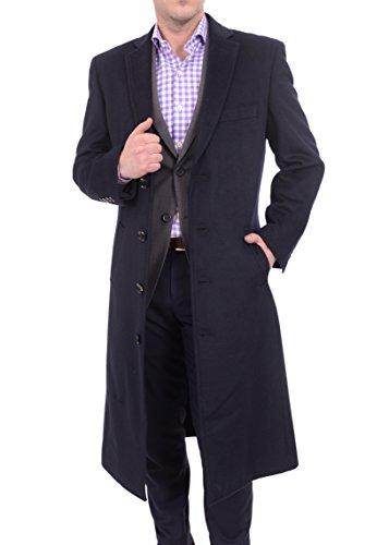 Cashmere Blend Overcoat - 1