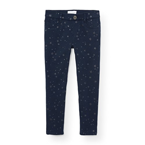 The Children's Place Big Girls' Jeggings, Nautico 89817, 4 by The Children's Place