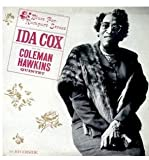 Ida Cox With The Coleman Hawkins Quintet / Blues For Rampart Street (Deep Groove Silver & Blue Label Mic & Reels Logo) Featuring: Coleman Hawkins, Roy Eldridge, Sammy Price, Milt Hinton, Jo Jones, Recorded New York City, April 12 and 13, 1961