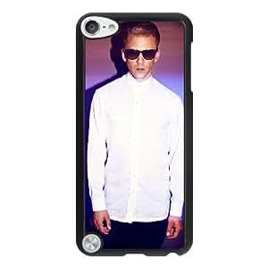 Galantis Z5P4EO8J Caso funda iPod Touch 5 Caso funda Negro