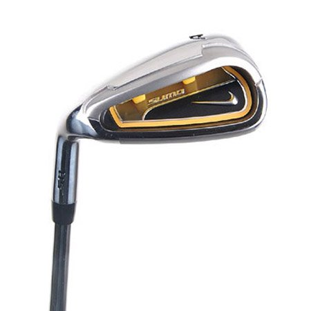 New Nike Sumo Gap Wedge (A-Wedge) Dynalite Gold R-Flex Steel LH