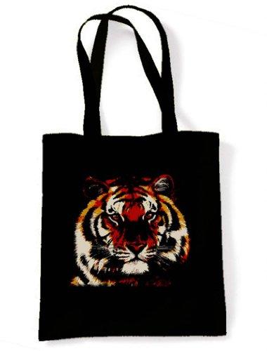 Bag Tiger Tiger Tote Shoulder Tiger Tote Bag Shoulder 6qwwdv