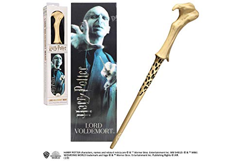 Harry Potter PVC Wand Replica Lord Voldemort 30 cm Noble Collection Replicas