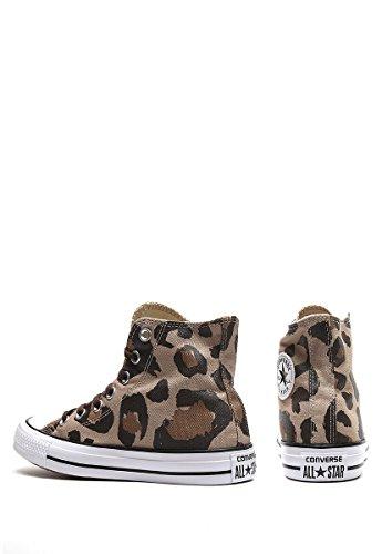 marrone Khaki Chocol Sneaker Dark Converse Vintage Brown donna fqPxv7