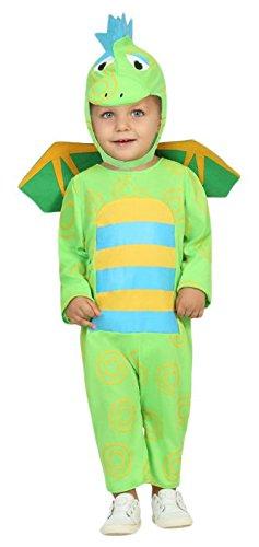 Atosa-30539 Disfraz Dragón, color verde, 0 a 6 meses (30539 ...
