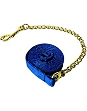 Sharprepublic Durable Horse Rope, Soft, Adjustable, Equestrian Rein, Halter, Leash, Grip