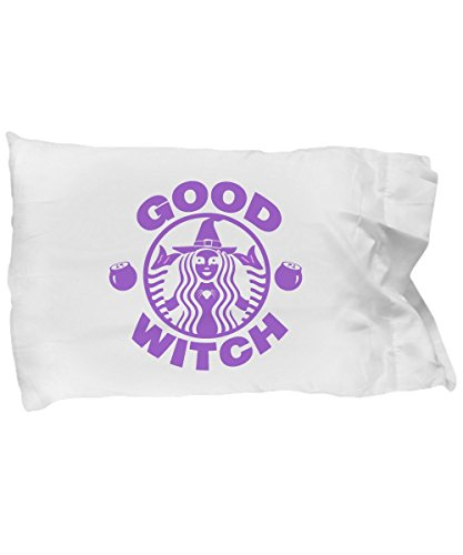 Pillow Covers Design Good Witches Funny Halloween Costume Gift Pillow Cover Ideas]()