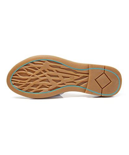 CHAOXIANG Chanclas Para Mujer Antideslizante Zapatillas Planas Sandalias De Surf Nuevo Zapatos De Playa Del Verano ( Color : Negro , Tamaño : EU39/UK6/CN40 ) Negro