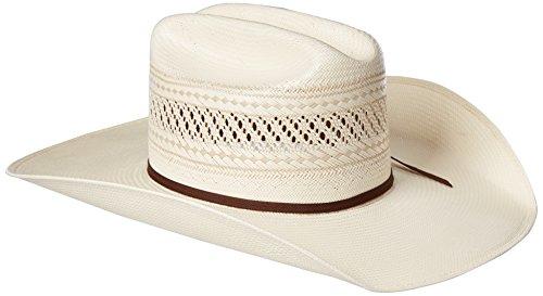 Ariat Men's 20x Tan Insert Double S Cowboy Hat