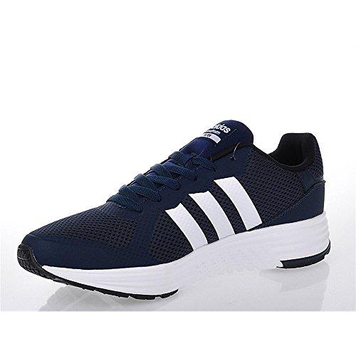 adidas CLOUDFOAM FLYER - Zapatillas de deporte para Hombre, Azul - (MARUNI/FTWBLA/NEGBAS) 46