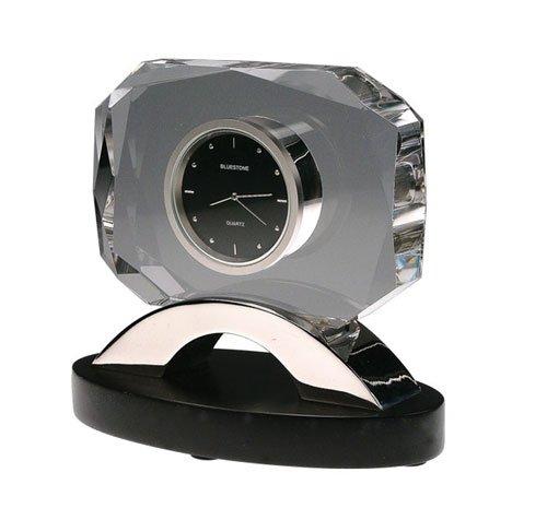 44 Overpass Crystal Clock (Bluestone Crystal Clock)