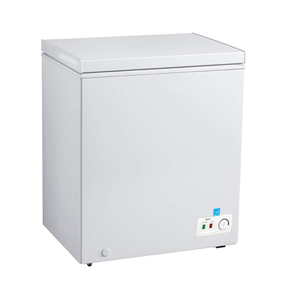 White Avanti CF50B0W Chest Freezer 5.0