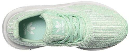 Green Unisex 10 Running Swift M aero Us 5k Shoe white Mint Little Clear Kid Adidas Originals Bfzqv5Hw