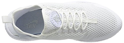 Nike Femme de Sport BR White W Chaussures pure Air Bianco Blanc Ultra White Run M Platinum Huarache Blanco ABrAwzx