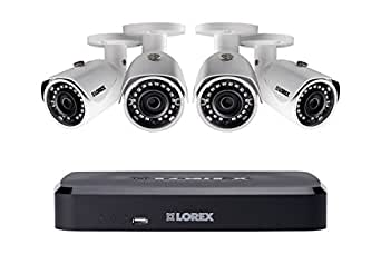 Amazon Com Lorex 2k Ip Security Camera System With 8