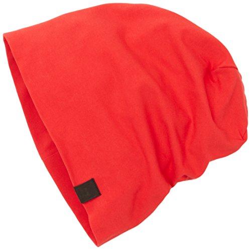 de 1138 Beanie 5028 Gorros MASTERDIS Punto Rot red Jersey Unisex Adulto a6qwz5xWOA