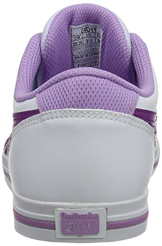 Gs 134 Top Low Unisex Sneaker Aaron Hyacinth White Tiger Weiß Kinder Violet Onitsuka ExwqC74pn