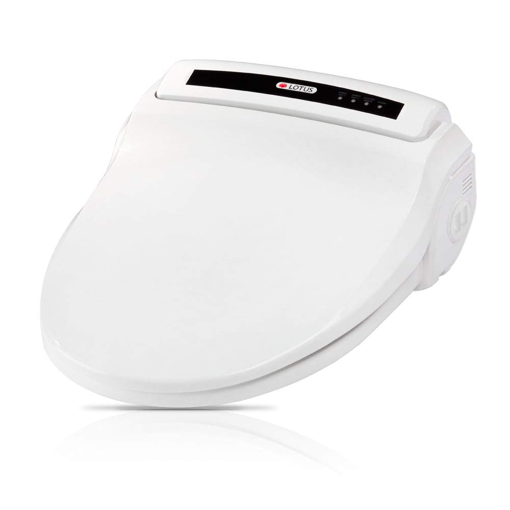 Tremendous Lotus Ats 908 Advanced Smart Toilet Seat Bidet Purestream Function Constipation Relief Heated Seat And Temperature Controlled Wash Warm Air Dryer Cjindustries Chair Design For Home Cjindustriesco