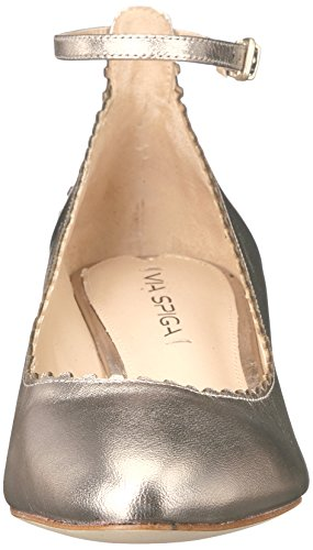 Via Ankle Spiga Women's Dress Leather Strap Rosegold Pump Dionne S7Sfx6