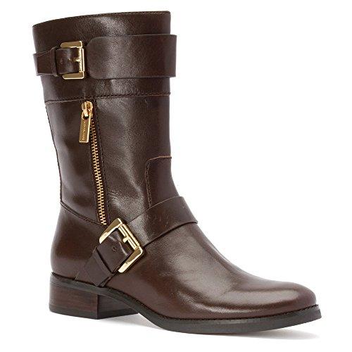 UPC 888386820159, Michael Kors Gansevoort Flat Dark Chocolate Boot (9.5)