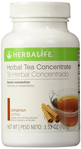 Herbalife Herbal Tea Concentrate: Cinnamon 3.53 Oz. Review