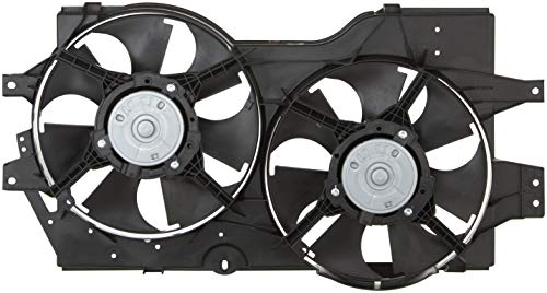 Spectra Premium CF13006 Dual Radiator Fan Assembly