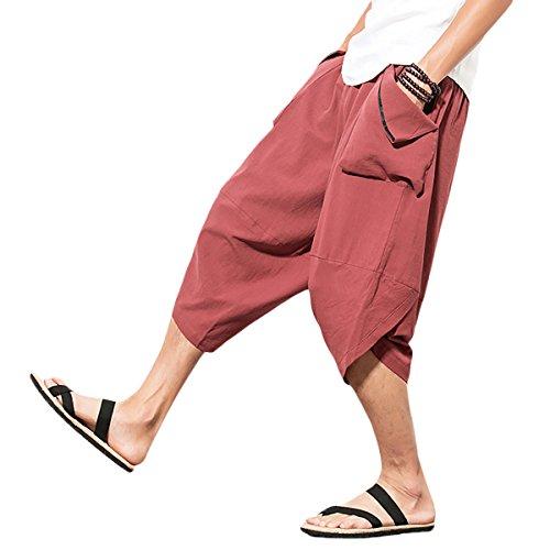 Sarouel Homme Rot Pantalon 1 Mirecoo pS5q6O1
