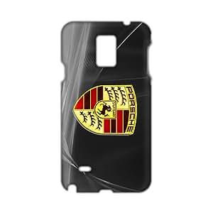 XXXB Famous car logo Porsche Phone case for Samsung Galaxy note4