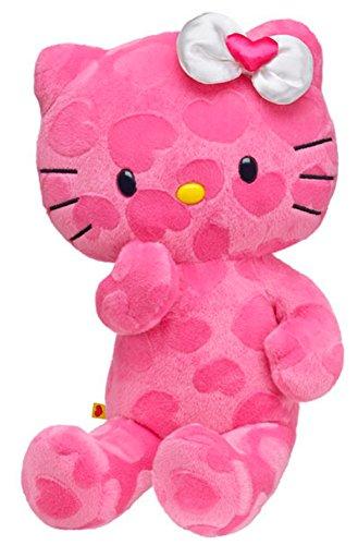 Build a Bear Workshop, 18 in. Pink Hearts Hello Kitty Stuffed Animal, 18 in. (Hello Kitty Build A Bear)