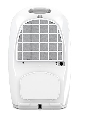 Ebac 2250e 15 Litre Dehumidifier for Condensation, Damp and Mould with Smart Auto-Function,  Laundry Boost and Air Purification Mode, Free 2 Year Warranty, White