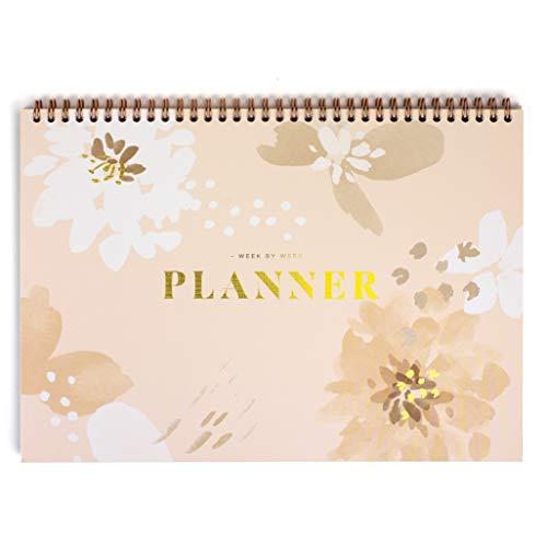 Florao Lustre Desk Weekly - Designs Elum