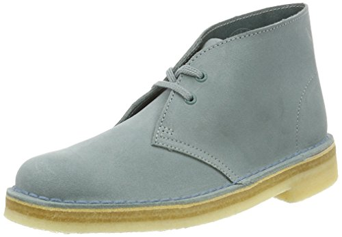 Blue Donna 261227424 Polacchine Originals Grey Clarks Blu 6PRYqt5w