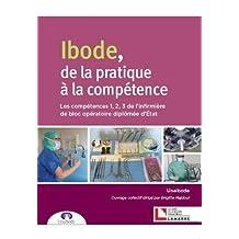 Pratiques et Compétences de l'Ibode: Compétences 1,2,3