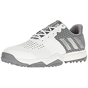 adidas Men's Adipower S Boost 3 Golf Shoe, White - 11.5 D(M) US