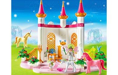 - Playmobil 5873 Fairy Tale Unicorn Fairy Palace