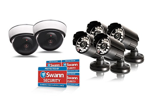 Swann SWADS TPCKIT us Theft Prevention White
