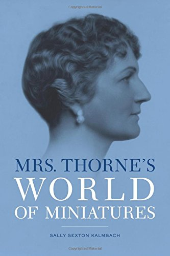 Mrs. Thorne's World of Miniatures for sale  Delivered anywhere in USA