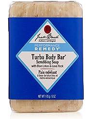 Jack Black - Turbo Body Bar Scrubbing Soap, 6 Oz