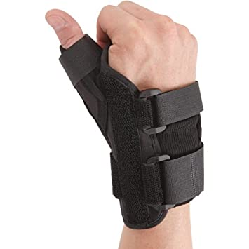 """9f1e793acf Image Unavailable. Image not available for. Color: Ossur Formfit 6""""  Thumb Spica Wrist Brace ..."""