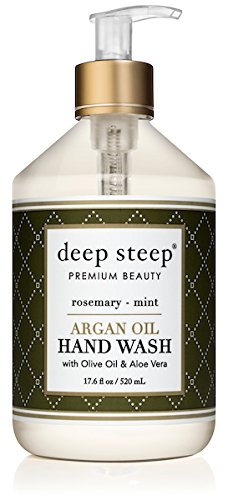 Argan Oil Hand Wash (10 scents), Deep Steep