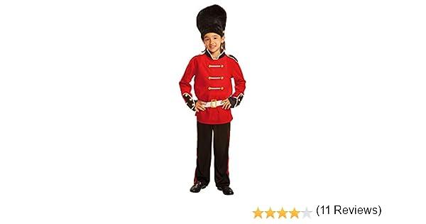 My Other Me Me-200939 Policía Disfraz de guardia inglesa para niño ...