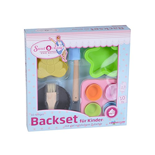 Knorrtoys 38004 - Sweet & Easy - Enie backt - Silikon Backset