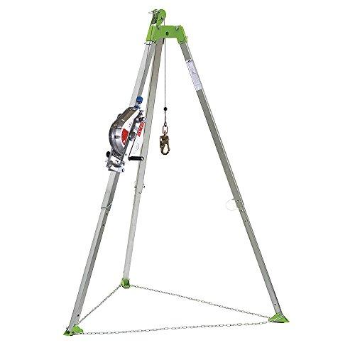 Peakworks Fall Protection V85024 Confined Space Kit - Tripod, 60 ft. SRL and Bag
