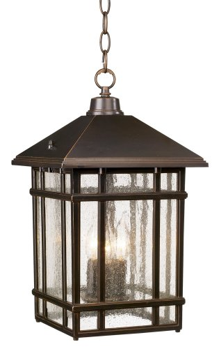 Iron Outdoor Pendant Lights in US - 4