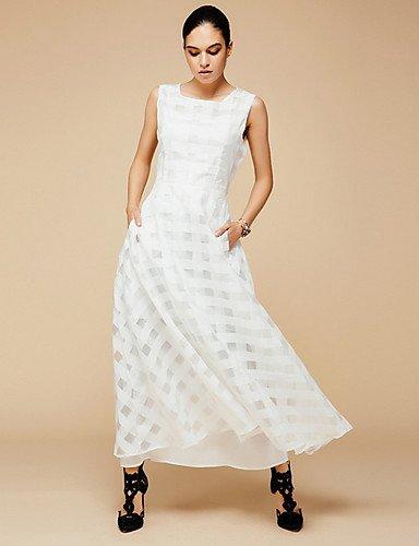 5c56d0f96ec0 Amazon.com   GAOLIM Women S Daily Sophisticated Loose Midi Dress ...
