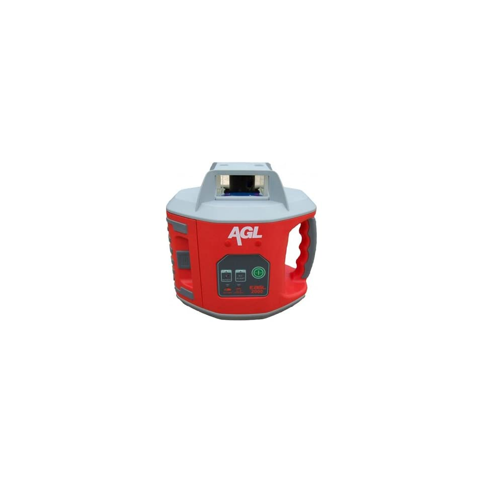 AGL EAGL 2000 Horizontal Self Leveling Rotary Laser Level 11 0376